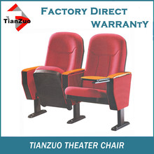 Lecture room chairs with writing table T-C21