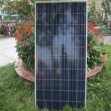 24V 215 watts poly solar panel