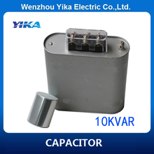 Three Phase Capacitor Bank Reactive Compensator Dry Type 450V 10kvar BSMJ