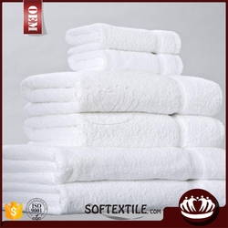 Brand new five star hotel collection towel with high quality