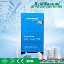 EverExceed 2015 High quality manufacturer offer intelligent 110v dc battery charger