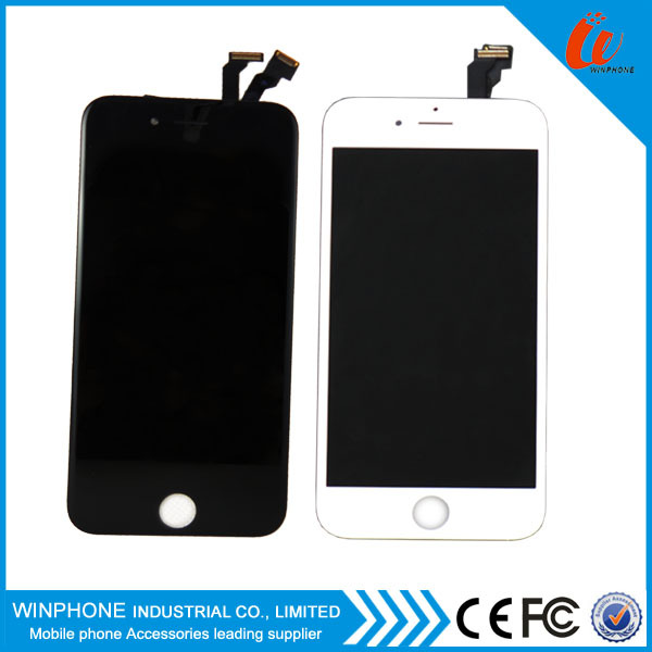 Iphone 6 lcd display lcd for iphone 6with 1 year warranty buy cheap