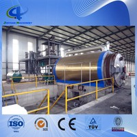 Used Tyre/Plastic Pyrolysis Plant for Sale