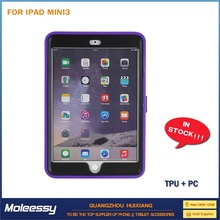 Cheap Price for mini ipad belt pu leather case