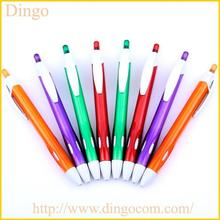 small moq multifunction ball pen and pencil,high quality multifunction ball pen and pencil