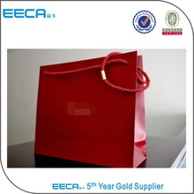 Wholesale paper bag texture/paper bag dress/shopping bag in Dongguan China