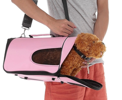 Best design plush dog bag with fashion style,custom design available,OEM orders are welcome