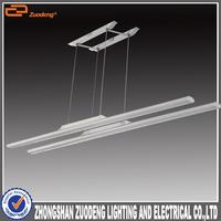 wholesalers china 2x30w double led tubes light hanging led lamp