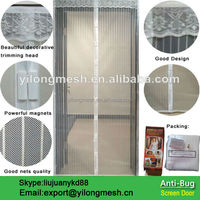 Trade Assurance Soft Magnetic Fly Screen Door
