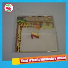 5 x 7 Mini Scrapbook Photo Album Kit