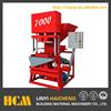 ECO 7000 au clay brick finished brick systerm paver machine
