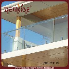 balustrade en verre design