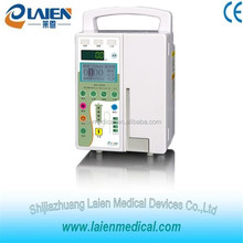 LAIEN-820D Infusion Pump with Drug library&Infusion record
