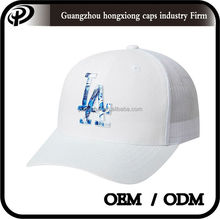 2015 Cool unisex wholesale white in los angeles all fitted baseball caps
