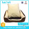 large print luxury dog bed cushion dog cushion