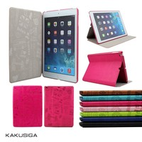 New Design for iPad air Leather Transformer Case