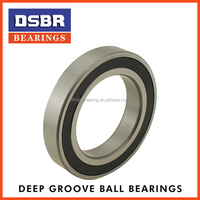 Top sale deep groove ball bearing for motorcycles 6204-2RS