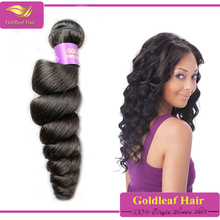 Hot selling fashion virgin hair extension types Nice pictures short curly hair styles