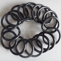 black silicone oring for sealing
