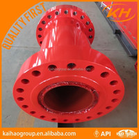 API 6A 2000psi forging well control system spacer flange , spacer spools