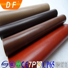 raw materials PU artificial leather stocklot to make cork handbags