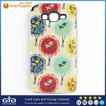 Waterprint TPU and PC Case For Samsung Grand Prime/G350