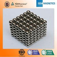 manufacture N35-N38AH 5mm magnetic balls