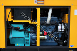 50kva to 1000kva diesel generator power by SDEC engine