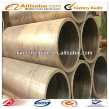 20# Low alloy black cold formed welded steel pipe