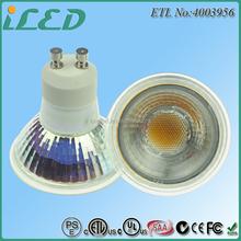 New Products 220V 240V Downlight LED GU10 COB 5W 2700K LED Spot Light GU 10 LED