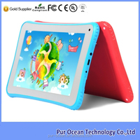 "Cute 7"" dual core android 4.2.2 adult&baby tablet pc"