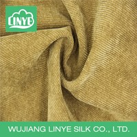 factory good price stripe corduroy fabric , cloth/suit material, autumn trousers fabric