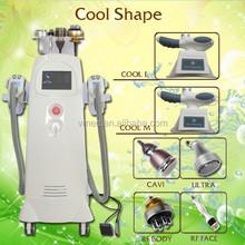 hot selling freezing your fat off lipolysis cavitation ultrasonic rf equipment