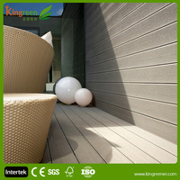 2015 composite decking tongue and groove wood plastic composite decking wpc