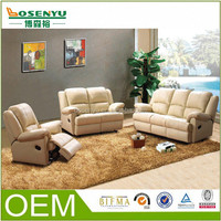 Electric lazy boy leather sofa recliner,electric lift sofa