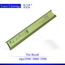 Ricoh aficio MPC3000 2000 Toner Cartridge toner powder Compatible copier spare parts