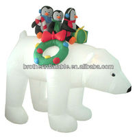 Outdoor Decoration Airblown christmas inflatable figures
