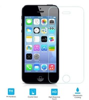 MOCOLO Explosion-Proof For iPhone 5 5s ultra thin Rounded Edge 2.5D 9H High Quality Tempered Glass screen With Retail Box