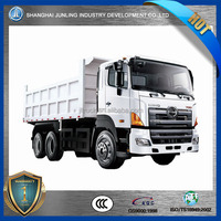 used fuso, hino, UD dump truck stock in warehouse for sale