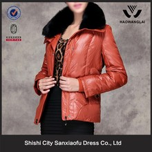 Wholesale Factory Price + High Quality Short Design Middle-aged Women's Coats