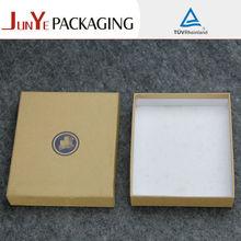 Hot sale eco friendly handmade custom cardboard kraft paper carton packaging box