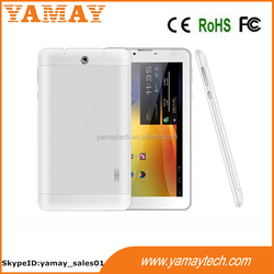 Top configuration cheapest 7 inch MTK 8735 quad-core Android 5.0 Tablet pc with GPS wifi 4G