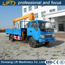 Latest Design pickup truck crane with cable winch