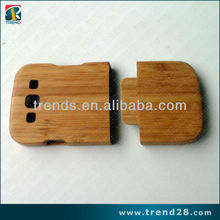 bamboo wooden cover case for samsung galaxy s3 i9300