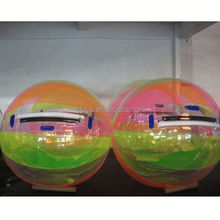 water crystal ball , LZ-W302 color water walking ball