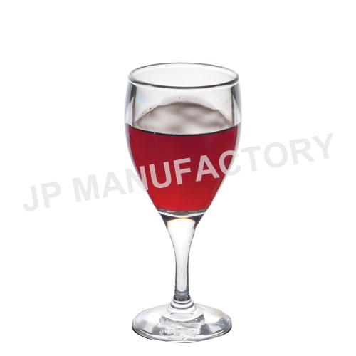 Tulip 6oz Quality Transparent Plastic Wine Glass Buy