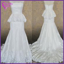 Wholesale fashion style elegance alibaba wedding dress model IBL01352