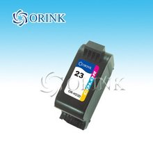 Remanufactured ink cartridge with HP23 C1823A for 722C/810C/812C