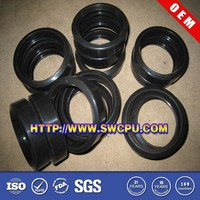 Customized durable low price auto shaft rubber dusty sleeve