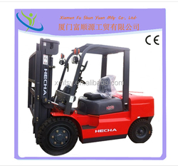 electric/diesel forklift price competitive 1.5 ton 3 ton battery forklift